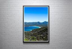 Tasmanian Scenery Wineglass Bay Photograph by KarinaMayPhotographs