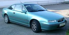 Opel Calibra 1989-1998