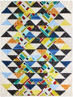 Michael Miller Fabrics: Edges - FREE Patterns for Premium Members Only - Quilters Club of America