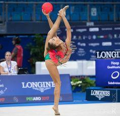 Rhythmic Gymnastics, Rhythmic Gymnast, Flexibility, Gymnastics, Ribbon, Dance, Athlete, Dancer, Sport
