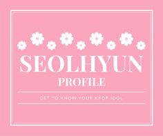 Seolhyun of AOA profile on http://ohmypink.net/kim-seolhyun-aoa/ #Kpop #AOA