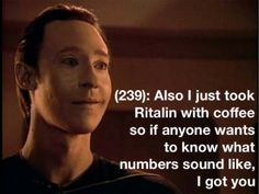 Our New Favorite Tumblr: Texts From TNG