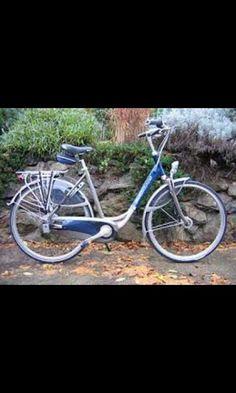 Deze batavus is wel wat duurder 100,-  is het wel waard .Bedankt Steven voor deze mooie fiets
