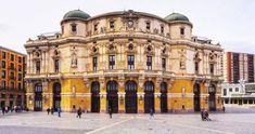 Roteiro de quatro dias em Bilbao Tapas Bar, Bilbao, Ibiza, Barcelona, Louvre, Building, Travel, Opera House, Clubhouses