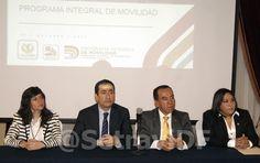 En el presídium acompañaron al secretario Rufino H León Tovar; la MEM. Dhyana Quintanar Solares; el subsecretario de Gobierno del DF, Juan José García Ochoa y la Diputada de la Asamblea Legislativa del DF, Claudia Cortés Quiroz.