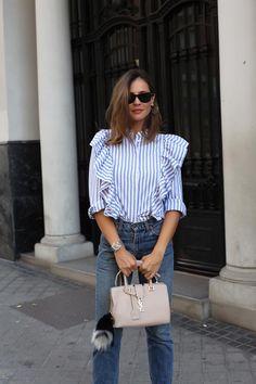 ladyaddict_street_style_camisa_rayas