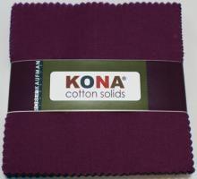 Kona Solids Charm Pack Dark Palette £8