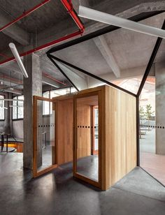 Medialab Prado by Langarita Navarro Arquitectos #interiors