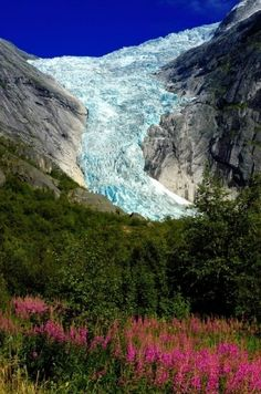 Jostedalsbreen National Park, Norway take your coupon. #airbnb #airbnbcoupon