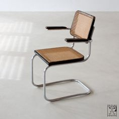 S 23 R Dinner Chair by Mart Stam for Mauser