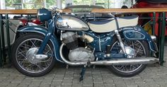 NSU Max 250 Spezial 1955 l | by stkone - thanks for 15+ million views!