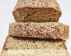 pan-paleo-elana Healthy Desserts, Raw Food Recipes, Cooking Recipes, Gluten Free Baking, Gluten Free Recipes, Pan Paleo, Paleo Bars, Deli Food, Vegan Bread
