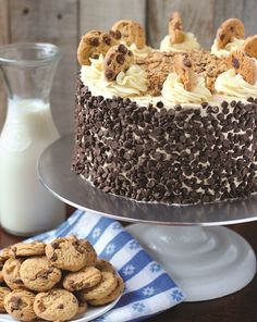 Cookie Dough Cake: Make It With a Cake Mix!