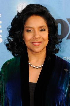 Phylicia Rashad...I love her JUST  a smidge more than Michelle Obama.