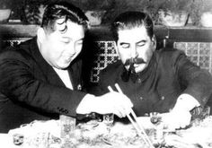 Conversations Between Stalin and Kim Il Sung. March 05, 1949, Stalin and Kim Il…