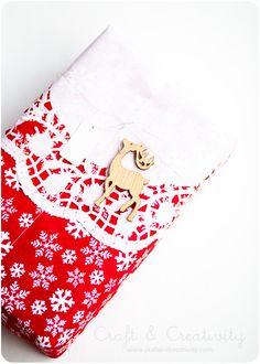Ideer for julklappsinslagning
