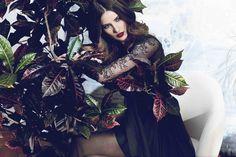 Ss, Cherry, Women, Fashion, Moda, Fashion Styles, Prunus, Fashion Illustrations, Woman