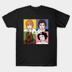 Shop Hope star wars t-shirts designed by whythelongplayface as well as other star wars merchandise at TeePublic.