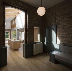 Ryan W. Kennihan - St Catherine's House, Dublin Photos. House, Dublin House, British Architecture, Interior, Home, Residential Design, Interior Design, Modern Interior, Renovations