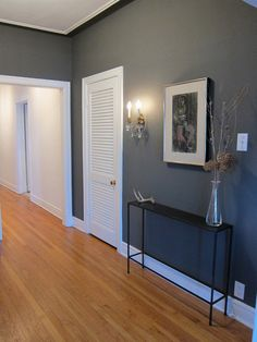 Paint On Pinterest Grey Paint Grey Walls And Grey