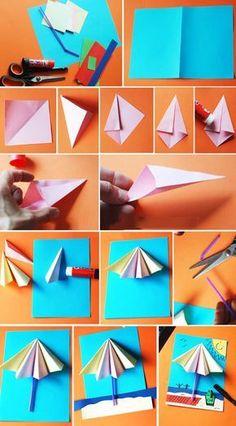 Şemsiye Yapımı | OkulöncesiTR Preschool Kindergarten