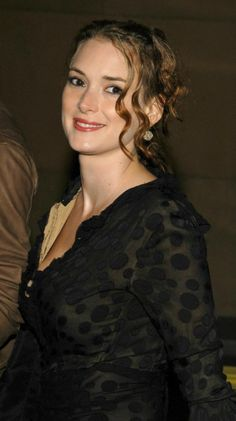winona-ryder-forever-after:I do not know anything about this photo I found. But she certainly looked nice.