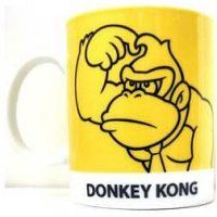 Mario 2D Retro Art Mug - Donkey Kong - £6.99 : Forbidden Planet International, Your Online Entertainment Superstore for Star Wars, Doctor Who, Star Trek and more