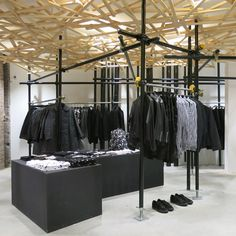 Comme des Garçons has opened a branch of its London store Dover Street Market in New York City