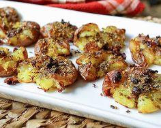 King's crashed potatoes | The Little Potato Company