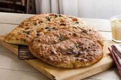 Focaccia Pancakes, Bread, Breakfast, Recipes, Food, Italy, Morning Coffee, Brot, Recipies