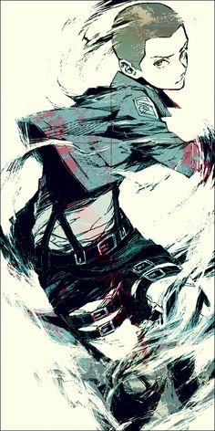 Shingeki no Kyojin - Conny Springer by 15000 *