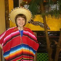 Хочу себе такое весёлое и тёплое #пончо!  Можно ещё и #самбреро в придачу!))) #агава #агавабар #вмексиканскомстиле #colors #хорошеенастроение #poncho #sambrero #agave #amazing  #awesome by lesyuer April 26 2016 at 03:12PM