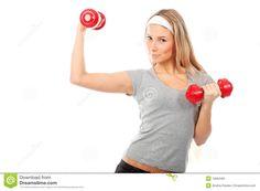 Healthy Body Stock Image - Image: 12063481