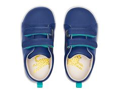Ten Little | Toddler and Kids Shoes - Everyday Original Sneakers - Navy Blue