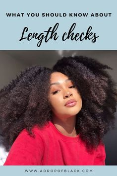 Find out everything you need to know about length checks for african hair in this blog post