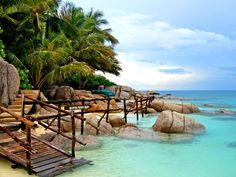 Koh Tao, Thailand. This one isn't just a 'wish destination' - it's actually happening for me. In March, I'll be heading to Thailand to explore this country and its islands for the first time.
