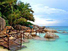 Koh Tao, Thailand. Prachtig eiland, relaxte sfeer en ideaal om te gaan duiken!