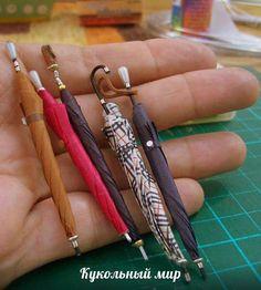 Mini closed umbrellas159