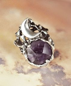 MANIAMANIA Icon Rig, with Amethyst. I MUST own this!