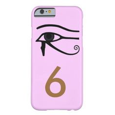#Pink #Egyptian I Phone 6 case. Barely There #iPhone 6 Case