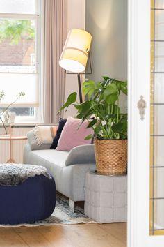 ● Interieurontwerp & styling: Scandinavisch design in herenhuis door Buro Binnenkans ●