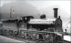 LNWR 17in Coal Engine, Webb at Crewe Old Steam Train, Steam Railway, British Rail, Steam Engine, Steam Locomotive, Old Photos, The Past, England, Train Engines