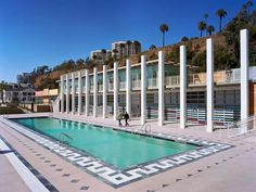 The Annenberg Community Beach House in Santa Monica, California provides public access to a beautiful, multifaceted facility offering swimming, beach volleyball, children's play areas and more. Hotel Swimming Pool, Hotel Pool, Santa Monica State Beach, Dead Of Summer, Beach Pool, Outdoor Recreation, Cool Pools, Trip Advisor, Beach House
