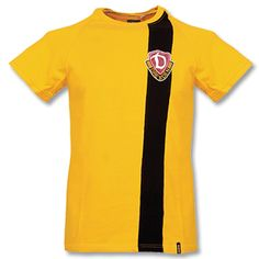 1975-76 FC Dynamo Dresden Home Shirt