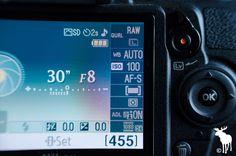 Nikon D3100 tips and tricks