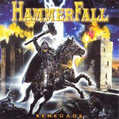 HammerFall - Renegade. (Released: 10/9/2000) [Genre: Power Metal]