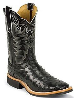 Tony Lama Cowboy Crepe Western Boot Style 11 Inch Men Boots 8990