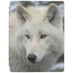 SOLD: #Wolf_013 #iPad_air_cover #JAMFotoTechno #Zazzle.com - 61.95 $