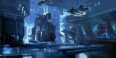 Meet the art of CG Legend Artist, Sparth ( Nicolas Bouvier ) who's recently worked as art director for Halo 5 and who has been one of our IAMAG Master Warrior Drawing, Halo 5, Space Backgrounds, Environment Concept Art, Environment Design, Portrait Illustration, Art Illustrations, Fashion Illustrations, Space Architecture
