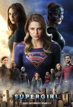 Supergirl - Geek World Supergirl Superman, Supergirl Season, Supergirl 2015, Supergirl And Flash, Dc Comics Superheroes, Marvel Heroes, Marvel Dc, Marvel Comics, Mejores Series Tv